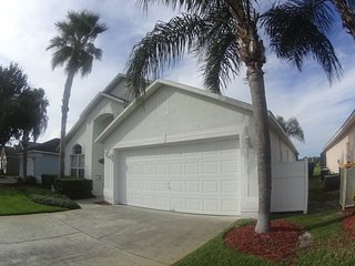 Villa in Kissimmee with Air conditioning, Parking (495247)