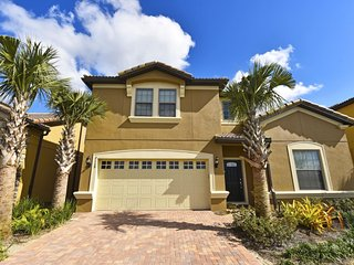 Villa in Kissimmee with Air conditioning (496395), Four Corners