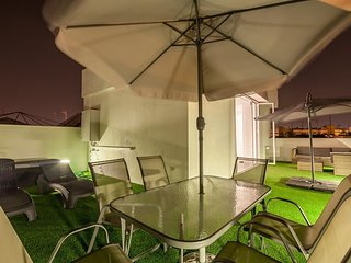 Apartment in the center of Seville with Air conditioning, Lift, Terrace
