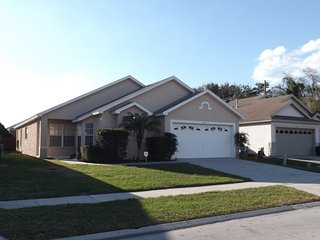 Villa in Kissimmee with Air conditioning (497920)