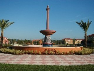 Villa in Kissimmee with Air conditioning (497923)