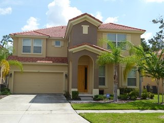 Villa in Kissimmee with Air conditioning (497943)