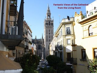 Apartment in the center of Seville with Internet, Air conditioning, Terrace