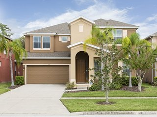 Villa in Kissimmee with Air conditioning, Parking (508463)