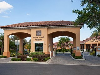 Villa in Kissimmee with Air conditioning, Parking (510790)