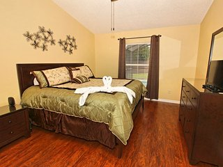 Villa in Kissimmee with Air conditioning, Parking (510754)
