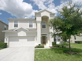Villa in Kissimmee with Air conditioning, Parking (510783)
