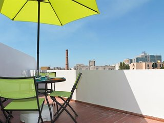 Apartment 960 m from the center of Porto with Lift, Terrace, Washing machine