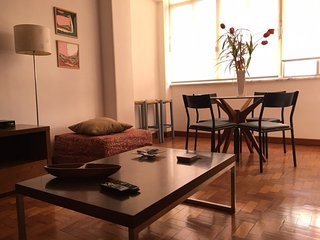 Apartment in Rio de Janeiro with Internet, Air conditioning, Lift, Washing