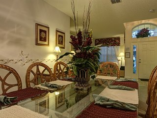 Villa in Kissimmee with Internet, Parking (562734)