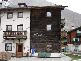 1 bedroom apartment in livigno