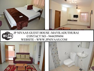 JP Nivaas Guest House - 2BHK Fully Air conditioned