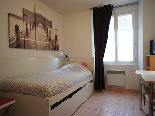 Studio 20 m2, centre ville, calme 103, Digne les Bains
