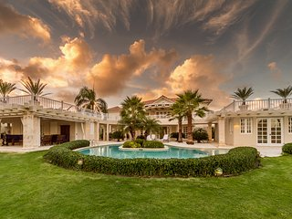 Puntacana Resort-6 Bedrooms, Gourmet Chef, Buttler, Maid,Pool