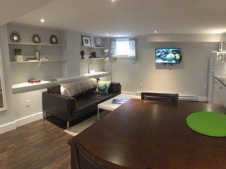 New one bedroom flat in historic North End Halifax