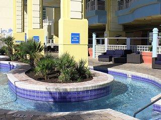 Two-Bedroom Condo (Oceanfront)at Wyndham Ocean Boulevard