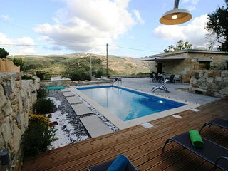Cosy Villa near Ballos beach-Chania