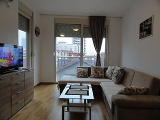 Luxury one bedroom apartment in the centre