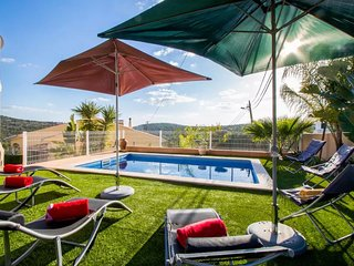 4 bedroom villa in peaceful location, Loule