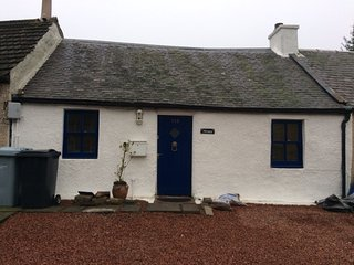 Nirvana Cottage, Leadhills
