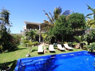 Kashmir Villa et sa piscine privee - Location vacances a l'Ile Maurice