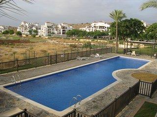 El Valle Golf Resort luxury apartment