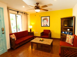 Cozy 3 BR Villa in the heart of Cozumel - Villa 4