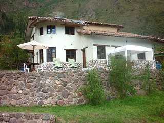 Guest house in sacred valley
