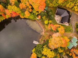 Luxury 6 Bedroom Muskoka Chalet/Cottage * Private Beach w/ Crystal Clear Water!