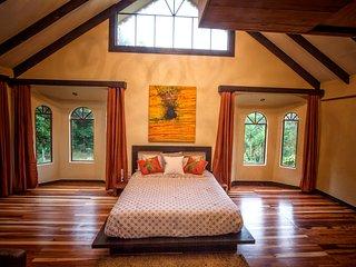 Casa Amanda at Casa Valentina, Reserva Biológica Bosque Nuboso Monteverde