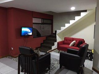 Acogedor y muy tranquilo apartamento en una zona residencial tranquila y segura.