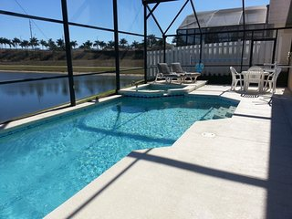 Villa in Kissimmee with Air conditioning, Parking (510738), Four Corners
