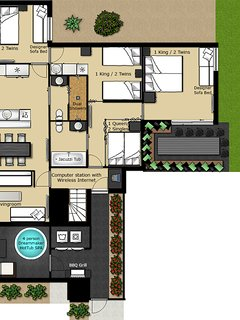 Floorplan downstairs