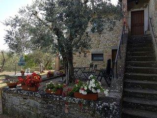 Rustiek vakantiehuis in Umbrië Italië