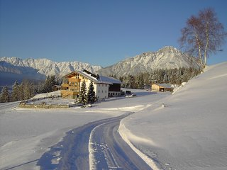 Beruhrt von der Kraft der Berge - Berghof Thoni