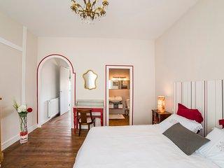 La Cordonnerie chambre Nina, Villandraut