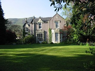 Westbourne House B&B Tillicoultry Entire Victorian Mansion
