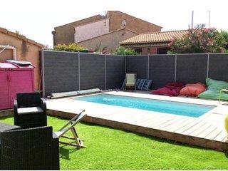 Tres jolie maison avec piscine