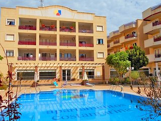 Cabo Roig strip Costa marina Lovely apartment with brilliant pool Costa blanca