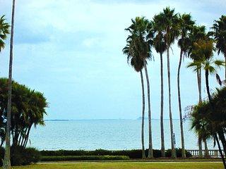 Ocean-Bayfront Art Deco Studio, Tampa