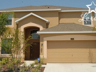 Villa in Kissimmee with Air conditioning (496317)