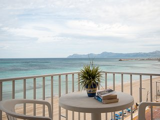 Farolas 4B: Apartment in front of the views, Ca'n Picafort