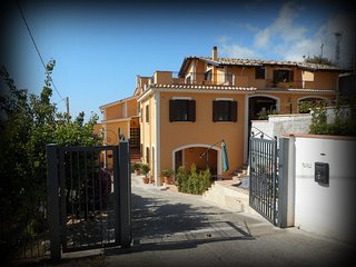 Villa Buonavista, Belmonte Calabro