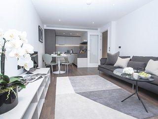 Modern 2 bed apartment near Big Ben