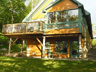 Special Rates August 19 and 26 - Fabulous Waterfront Post & Beam near Acadia