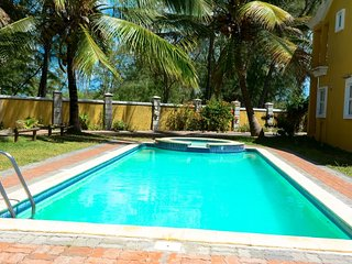 Fantasia Luxury Beachfront Villa at Palmar, Flacq Mauritius