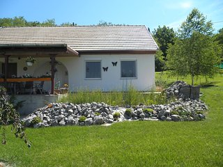 Holiday House with Panoramic view for rent, Hogyesz
