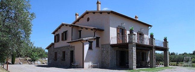 CHARMING COUNTRY HOUSE: CASA CRISTOFORO