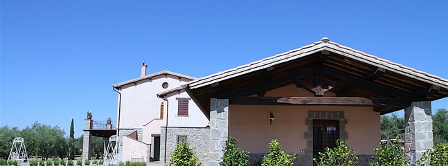 LOVELY COUNTRY HOUSE: CASINA MARCO POLO