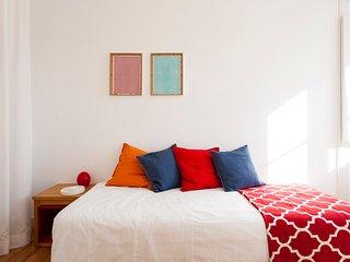 Bedroom 2, single bed